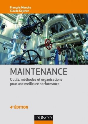 Maintenance - dunod - 9782100792917