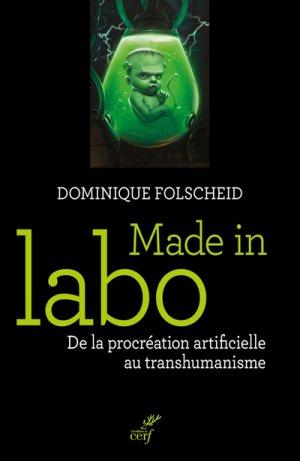 Made in labo - cerf - 9782204133739