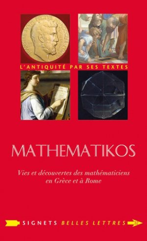 Mathematikos - les belles lettres - 9782251449326