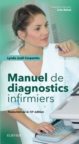 Manuel de diagnostics infirmiers-elsevier / masson-9782294762826