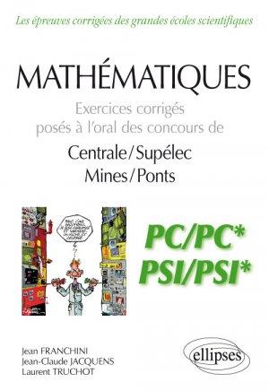 Mathématiques PC/PC* et PSI/PSI*-ellipses-9782340029989