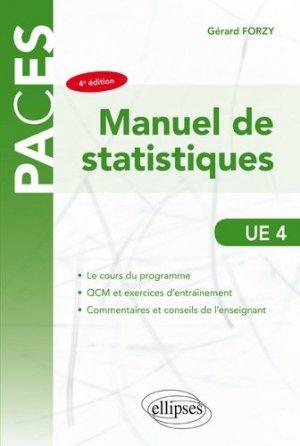 Manuel de statistiques UE4-ellipses-9782340034273