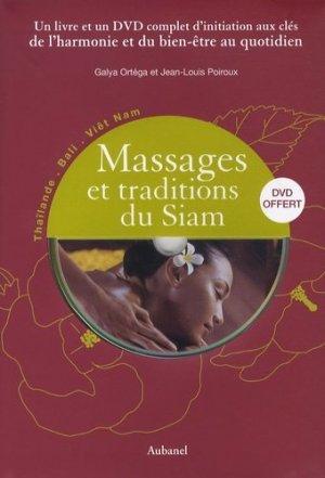 Massages et traditions du Siam - aubanel - 9782700607185