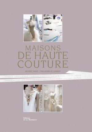 Maisons de haute couture-de la martiniere-9782732470245