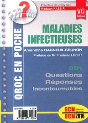 Maladies infectieuses - vernazobres grego - 9782818311585