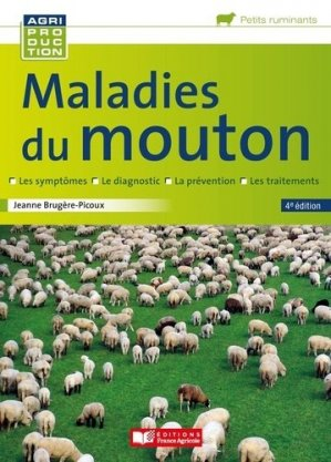 Maladies du mouton - france agricole - 9782855576183