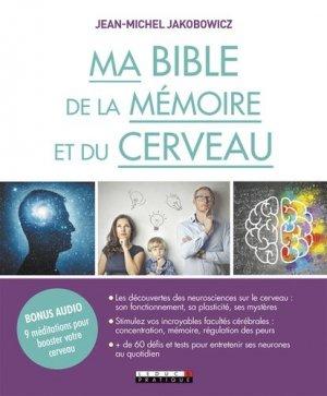 Ma bible de la mémoire et du cerveau-leduc-9791028513658