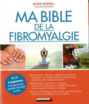 Ma bible de la fibromyalgie - leduc - 9791028513818