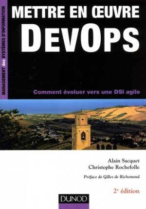 Mettre en oeuvre DevOps-dunod-9782100779055