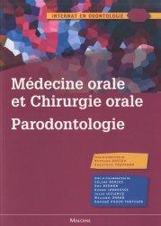 Médecine orale et chirurgie orale-maloine-9782224033941