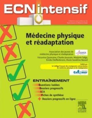 Médecine physique et de réadaptation-elsevier / masson-9782294740787