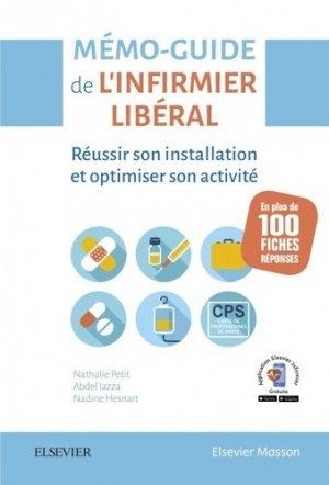 Mémo-Guide de l'infirmier libéral-elsevier / masson-9782294758768