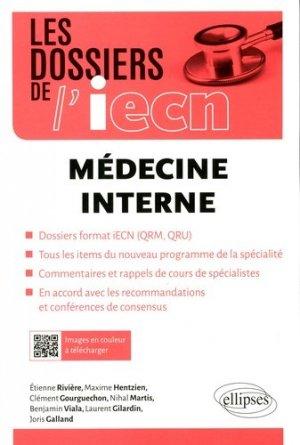 Médecine interne-ellipses-9782340017702
