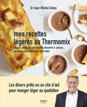 Mes recettes légères au Thermomix-first-9782412046227