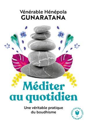 Méditer au quotidien - marabout - 9782501141512