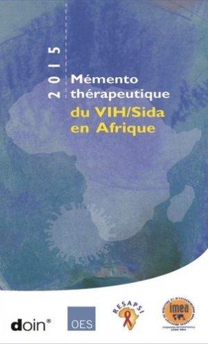 Mémento thérapeutique du VIH/SIDA en Afrique 2017 - doin - 9782704014330
