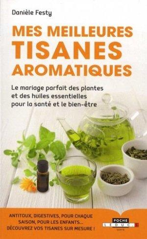 Mes meilleures tisanes aromatiques-leduc-9791028510381