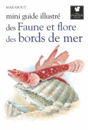 Mini guide illustré des Faune et flore des bords de mer - marabout - 9782501090063