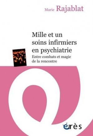 Mille et un soins infirmiers en psychiatrie-erès-9782749263397