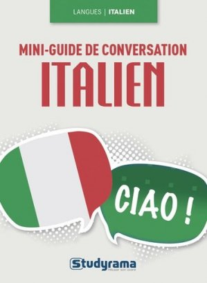 Mini-guide de conversation italien-Studyrama-9782759040094