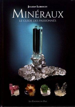 Minéraux - du piat - 9782917198407