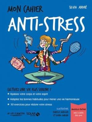 Mon cahier anti-stress-Solar-9782263161513