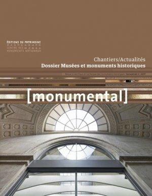Monumental 2017-du patrimoine-9782757705353