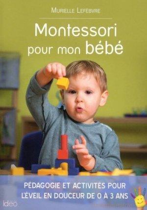 Montessori pour mon bébé-ideo-9782824609003
