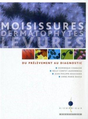 Moisissures dermatophytes levures-biomerieux-9782917162040