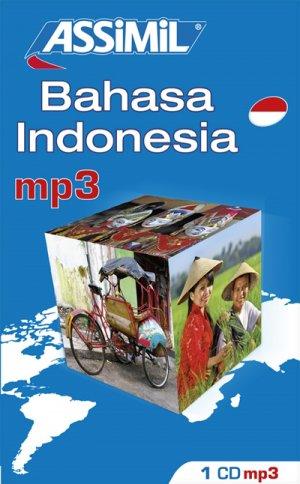 MP3 - L'Indonésien - Bahasa Indonesia - Débutants et Faux-débutants-assimil-9782700517675