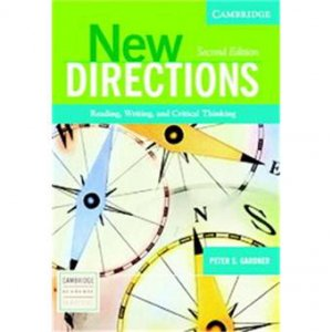 New Directions - Student's Book-cambridge-9780521541725