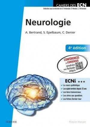 Neurologie - elsevier / masson - 9782294749544
