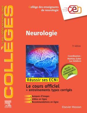 Neurologie-elsevier / masson-9782294761690