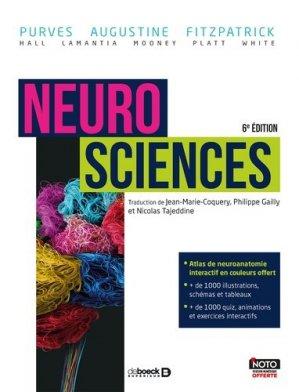 Neurosciences - de boeck superieur - 9782807314924