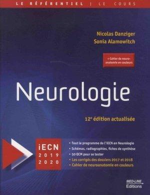 Neurologie - med-line - 9782846782326