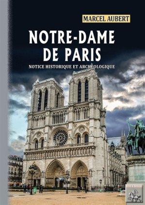 Notre-Dame de Paris - des regionalismes - 9782824009995