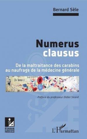 Numerus clausus-l'harmattan-9782343130668
