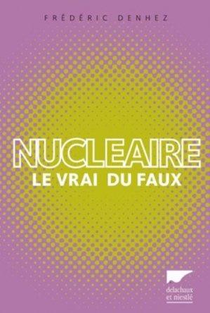Nucléaire - delachaux et niestle - 9782603019832