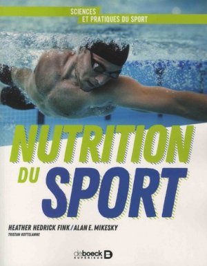 Nutrition du sport - de boeck superieur - 9782807315303