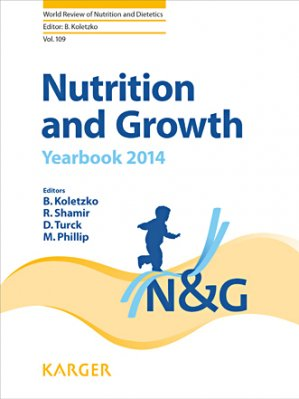 Nutrition and Growth - karger  - 9783318025651