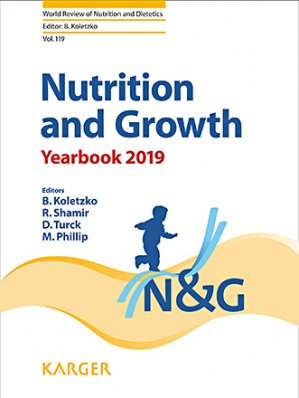 Nutrition and Growth-karger -9783318064452