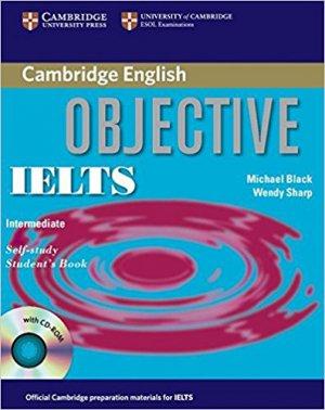 Objective IELTS Intermediate - Self Study Student's Book with CD-ROM - cambridge - 9780521608855