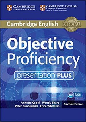 Objective Proficiency - Presentation Plus DVD-ROM - cambridge - 9781107446502