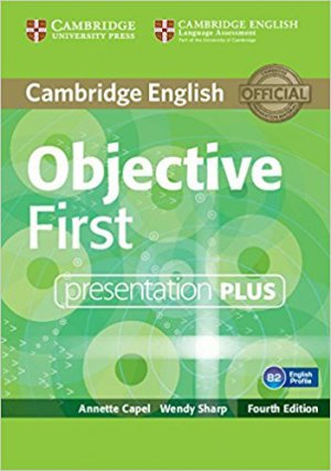 Objective First - Presentation Plus DVD-ROM-cambridge-9781107628571