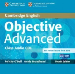 Objective Advanced - Class Audio CDs (2) - cambridge - 9781107647275