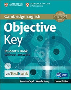Objective Key - Student's Book without Answers with CD-ROM with Testbank-cambridge-9781316602270