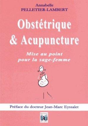 Obstétrique et Acupuncture-du lau-9782847502688
