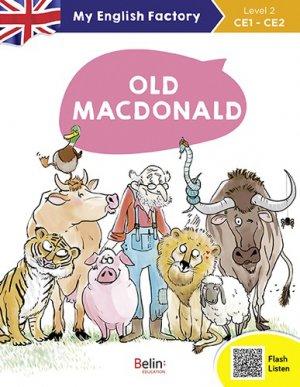 Old MacDonald - LEVEL 2 CE1/CE2-belin-9782410012330