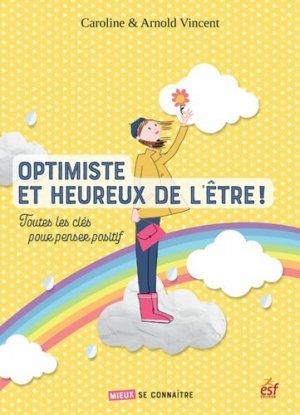 Optimiste et heureux de l'être - prisma - 9782810426782