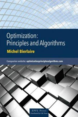 Optimization: principles and algorithms-PPUR-9782889152797
